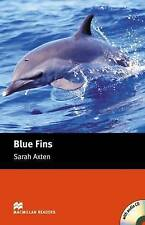Blue Fins: Starter (Macmillan Readers),Axten, Sarah,New Book mon0000034901