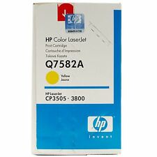 Original HP Toner  Q7582A  503A gelb CP3505 3800 neu B