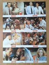 MIDNIGHT STING set of 8 lobby cards 1992 James Woods HEATHER GRAHAM boxing sport