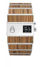 **NEW IN BOX** Nixon Rotolog Teak Wrist Watch A028-439