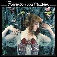 FLORENCE AND THE MACHINE LUNGS + BONUS TRACK BRAND NEW SEALED CD