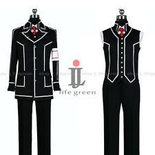 Anime Vampire Knight Boys' Day Black Class Uniform Cos Clothing Cosplay Costume