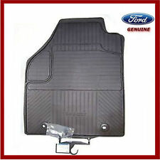 Genuine Ford Transit Connect Front Tailored Rubber Floor Mats & Fixings. 1685505