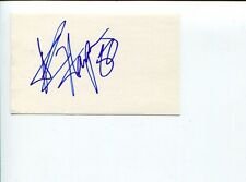 Alvin Harper Dallas Cowboys Super Bowl Tennessee Volunteers Signed Autograph