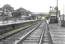 Axminster Railway Station Photo. Chard - Seaton Jct. Yeovil to Honiton Line. (11