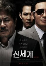 "KOREAN MOVIE""NEW WORLD""ORIGINAL DVD/ENG SUBTITLE/KOREAN FILM"