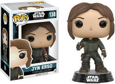 Rogue One Jyn Erso (Main Outfit) Funko Pop! Star Wars Toy