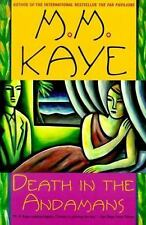 Death in the Andamans by M. M. Kaye (2000, Paperback)