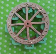"Ferris wheel Parts Pink & Mint Green 4.5""Toy/Music box Wheel~Free Shipping !"