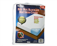 Bed Bug Blockade Mattress Cover- Queen Size  Chemical free polypropyle