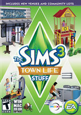 THE SIMS 3: Città Vita Stuff (PC/MAC, REGIONE-free) Origine Download Chiave