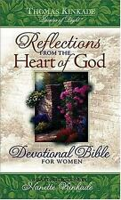 Reflections from the Heart of God: Devotional Bible for Women [New King James Ve