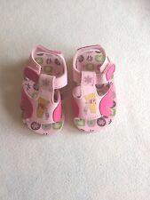 Baby Girls Shoes 0-3 Months- Cute Disney Sandals-