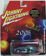 Johnny Lightning 2005 Christmas Holiday Classic 1965 Shelby Cobra Daytona Coupe
