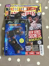 DOCTOR WHO ADVENTURES MAGAZINE Issue 155 With Free Gifts - Free Postage