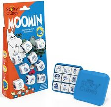 Moomin Rory's Story Cubes - Story Telling Moomin Dice Game