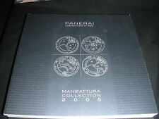 PANERAI 2008 Book Catalogue Catalogo OEM LUMINOR MARINA