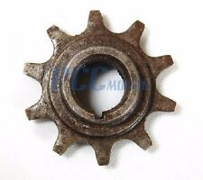 Clutch Gear Drive Sprocket 10T 49cc 66cc 80cc Engine Motorized Bicycle U ES56