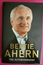 Bertie Ahern: The Autobiography Signed Book