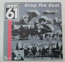 "CODE 61 (SP 45T 7"") DROP THE DEAL - FRANCE 1988"