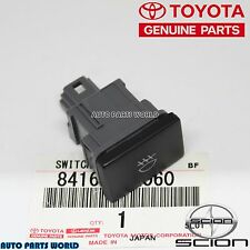 NEW GENUINE OEM SCION iQ tC xB FR-S FOG LIGHT LAMP SWITCH ASSY 84160-12060