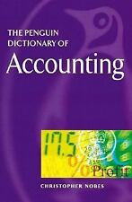 Penguin Dictionary of Accounting (Penguin Reference)-ExLibrary