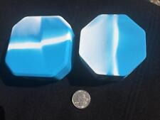 Set of 2 Big Baller Huge containers-nonstick Silicone dabs wax rosin- Free Ship!