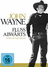 DVD John Wayne Fluss Abwärts, West Of The Divide