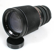 200MM F3.5 M42 MOUNT LENS, GOOD FOR MICRO 4/3 ((FOR PARTS))