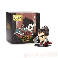 "League of Legends LOL DARIUS No.002 Collectible Figure 3.5"" New in Box"