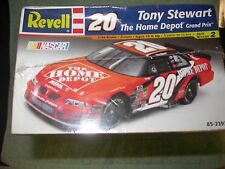 Revell Tony Stewart Home Depot No 20 1/24 scale kit unopened 85-2397