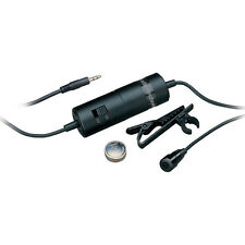 Audio-Technica ATR 3350i Omnidirectional Condenser Lavalier Microphone