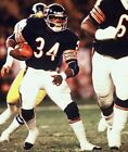 1978 WALTER PAYTON Chicago Bears FOOTBALL ACTION Glossy Photo 8x10 PICTURE WOW!