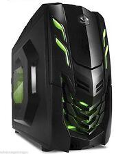 AMD Quad Core Gaming PC Computer 16GB 2TB New Fast Custom Built Desktop System