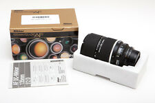 Nikon Nikkor 135mm 135 F/2.0D f/2D f2 DC AF Lens (Defocus Image Control) SHARP!