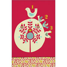 MY TURE LOVE CHRISTMAS COTTON TEA TOWEL / Ulster Weavers Kitchen Textiles Gift