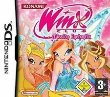 Nintendo DS 3DS Winx Club Mission Enchantix Deutsch TopZustand