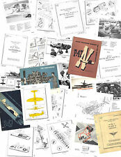 """PDF 14 WWII REPUBLIC P-47 THUNDERBOLT MANUALS """"THE JUG"""" - DOWNLOAD ONLY"""