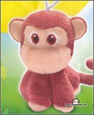 Kinder Maxi Sorpresa • Scimmia Portachiavi Magic Kinder + Cartina BPZ • TR-3P-4