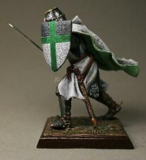 Tin Soldier, top quality, knight, crusaders order of Saint Lazarus № 1, 54 mm