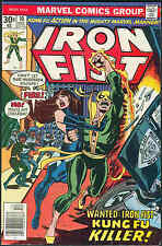Iron Fist # 10 (John Byrne) (Estados Unidos, 1976)