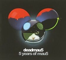 Deadmau5 - 5 Years of Mau5 [New CD] Holland - Import