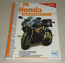 Reparaturanleitung Honda CBR 900 RR Fire Blade Typ SC 44 / SC 50 - ab 2000!