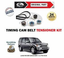 FOR LAND ROVER DISCOVERY 3 2.7TD 2004-  TIMING CAM BELT SET + INJECTOR PUMP KIT
