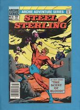 Steel Sterling #5 March 1984 Archie Comics