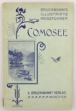 Bruckmann´s illustrierte Reiseführer Como und der Comosee mit Umgebung e935