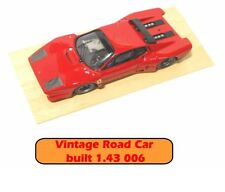 MG MODEL Vintage 43006 - Ferrari 365 BB special Body 1978  rouge  1/43