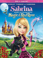 Sabrina: Secrets of a Teenage Witch - Magic of the Red Rose DVD, Maryke Hendriks