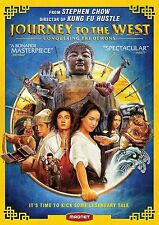 JOURNEY TO THE WEST - DVD- Qi Shu - + ULTRAVIOLET DIGITAL COPY - LN