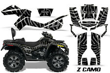 CAN-AM OUTLANDER MAX 500 650 800R GRAPHICS KIT CREATORX DECALS STICKERS ZCS